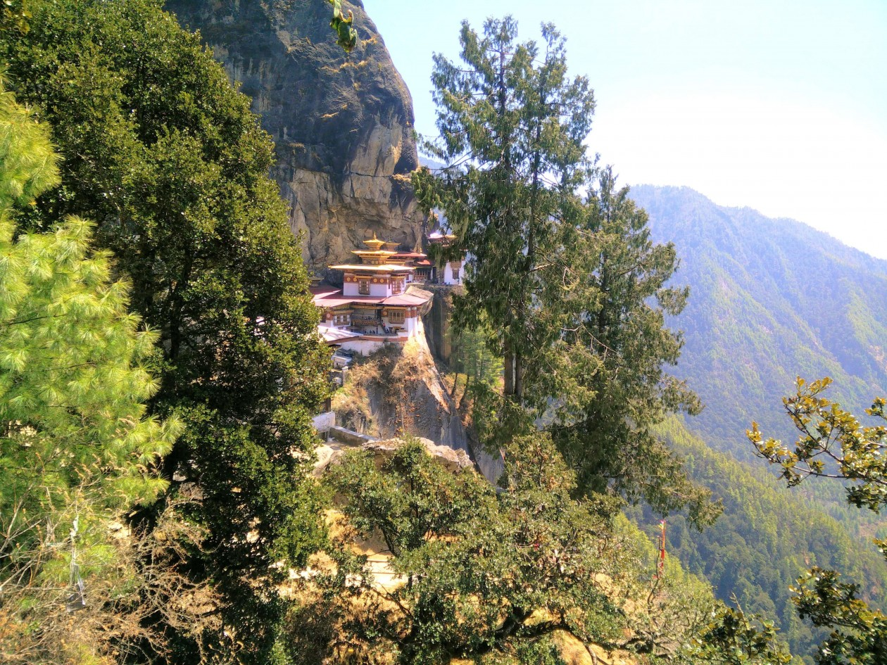 TAKTSANG MONASTERY – INTO THE TIGER'S LAIR