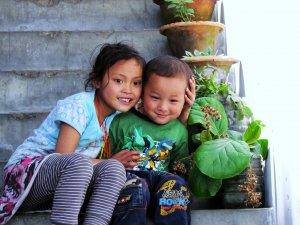 Bhutan-Happy