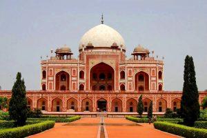 Humayun's Tomb Delhi points of interest