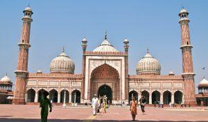 Jama Masjid delhi points of interest