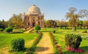 Lodhi garden delhi points of interest