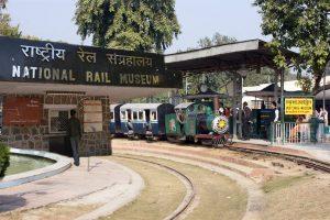 National Rail Museum delhi points of interest
