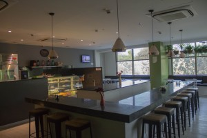 Urbanpod Mumbai Cafeteria