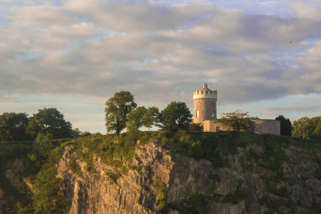 Clifton Suspension Bridge Observatory