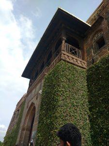 Main Durwaaza fort Jadhavgadh