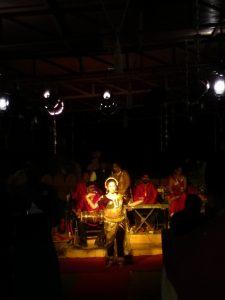 Lavani Performance