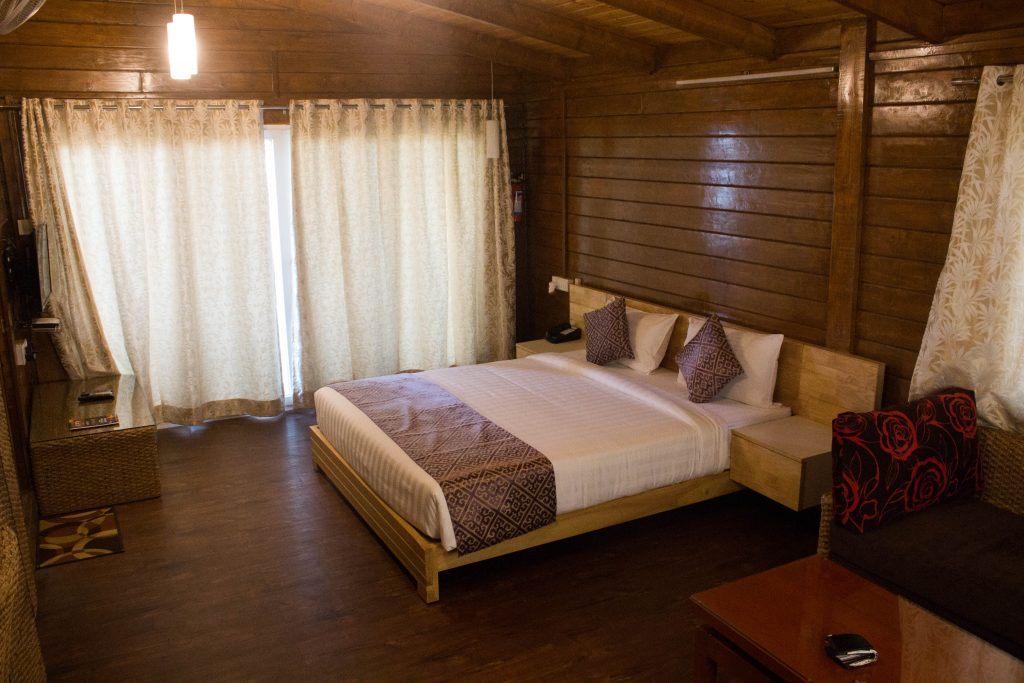 Swiss Chalet Room